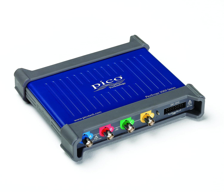 PICOSCOPE 3406d-4Kanal gemischt Signal 200MHz USB-Oszilloskop