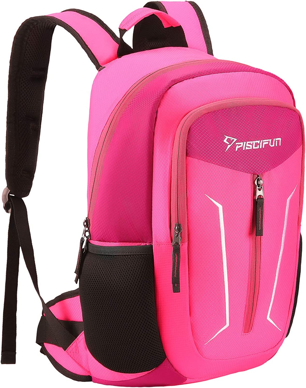Piscifun Cooler Backpack - Leakproof Insulated Cooler Bag - Soft Lightweight Backpack Cooler for Men & Women - Keeps Food and Drinks Cold - for Picnic, Fishing, Hiking, Camping, Beach, Park, Day Trip
