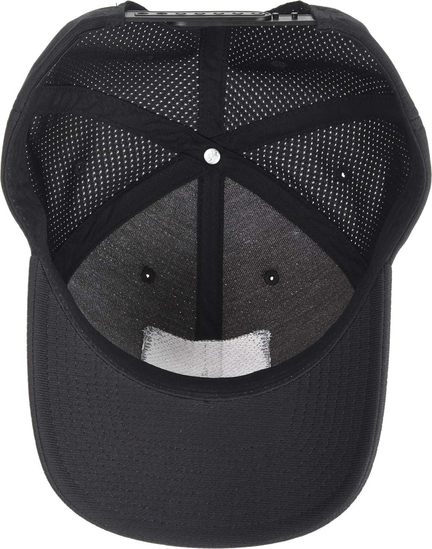Amazon.com  TravisMathew Men s Coming in Hot Hat Black One Size  Clothing 7c061c997116