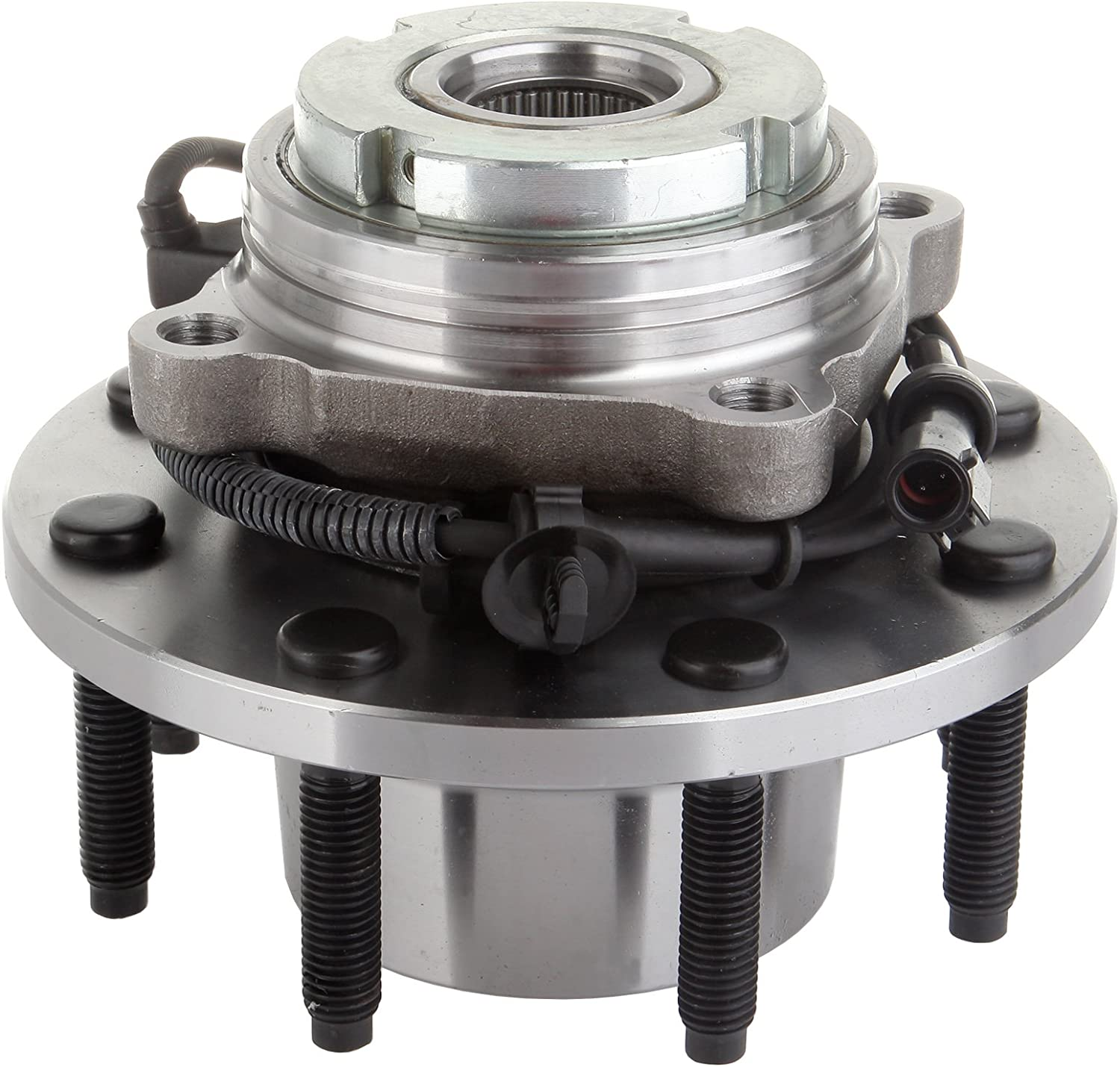 OCPTY Wheel Bearing Hub 515020 Front Assembly ABS New Orleans Mall Ranking TOP2 Lu 8 W