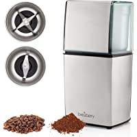 Brewberry Elite Series Electric Coffee Grinder