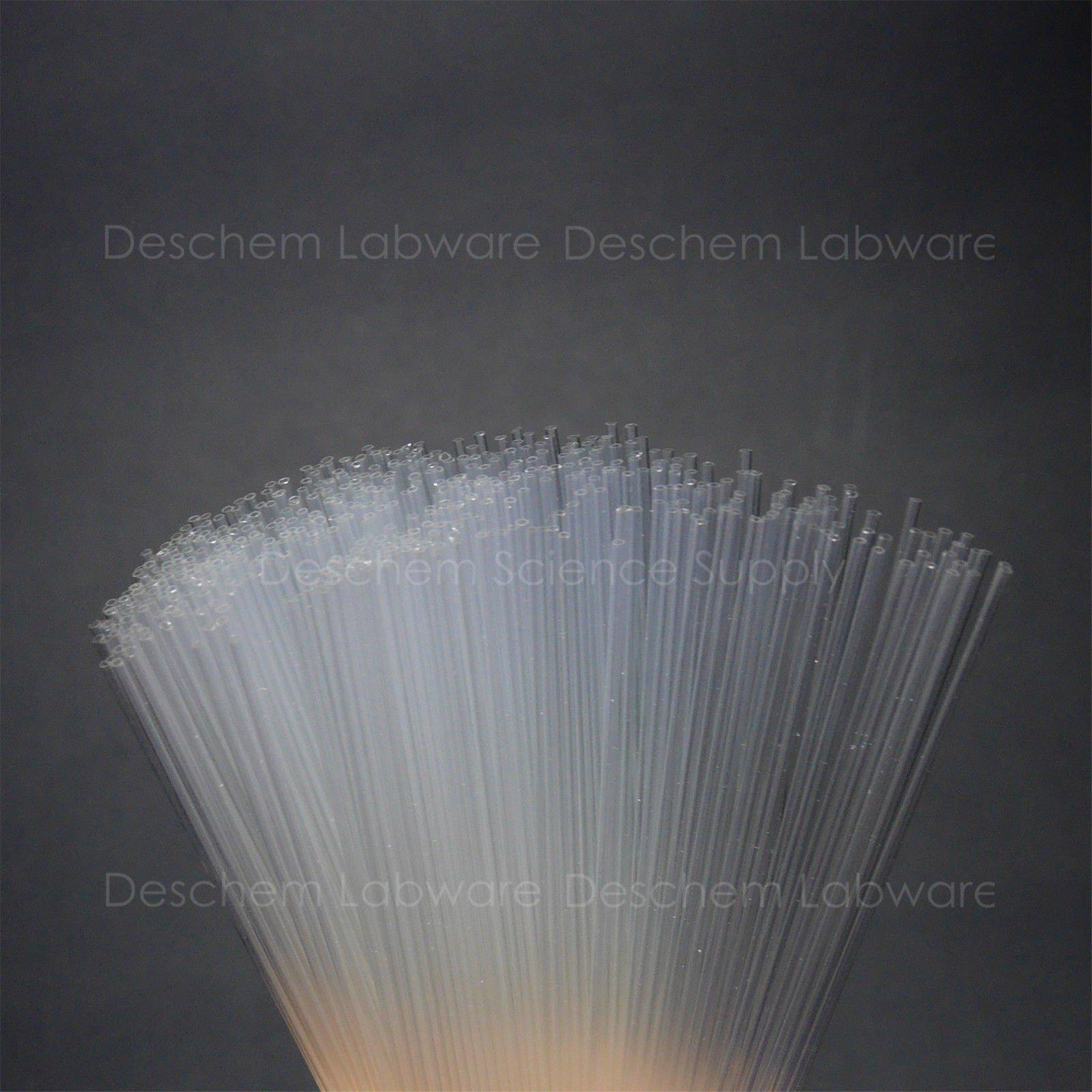 Deschem 100mm,Glass Melting Point Capillary Tube,4'',0.5mm,Both Open Ends,1000 Piece/Pack