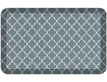 Newlife By Gelpro Anti Fatigue Designer Comfort Kitchen Floor Mat 20x32 Lattice