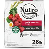 NUTRO Natural Choice Natural Adult Dry Dog Food, Beef & Brown Rice