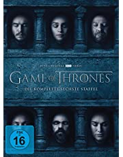 Game of Thrones - Die komplette sechste Staffel