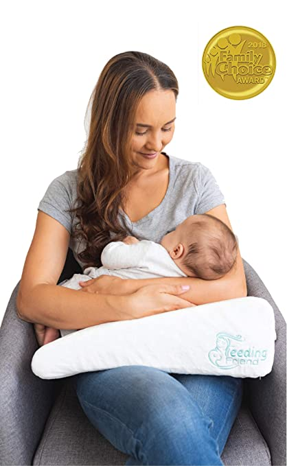 The Feeding Friend - The Self Inflating Nursing Pillow travel product recommended by Jason Bello on Lifney.