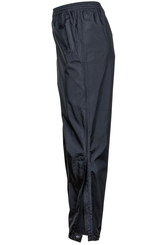 Taille Fabricant : S Black Precip Kids Pant Gar/çon FR : S