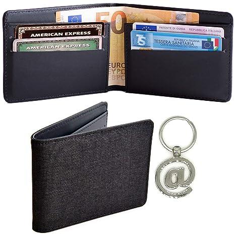 8b14daef48 Portafoglio Uomo Piccolo Hoopera | Porta Carte Di Credito | Portafoglio  Uomo | Portafoglio Uomo Pelle