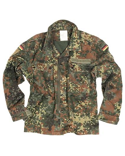 new product c2d1f c8733 Sturm Vera Vintage Militare Tedesco, Motivo Camicia/Giacca Leggera