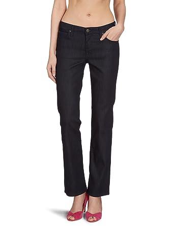Lee Marion - Jeans droit - Femme  Amazon.fr  Vêtements et accessoires 1a63acbe4bf2