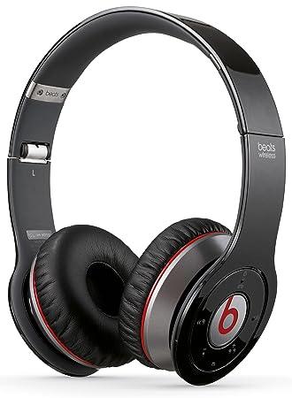 Beats by Dr. Dre Wireless On-Ear Headphones - Black  Amazon.co.uk ... 49f00429fa9d