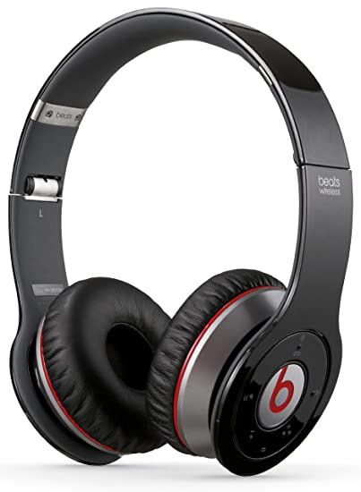 Beats by Dr. Dre Wireless On-Ear Headphones - Black  Amazon.co.uk   Electronics a72f512594e9