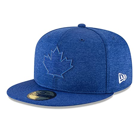 pretty nice 74248 0025d Men s Toronto Blue Jays New Era 2018 MLB Clubhouse 59fifty Fitted Team  Colour Hat (7), Baseball Caps - Amazon Canada