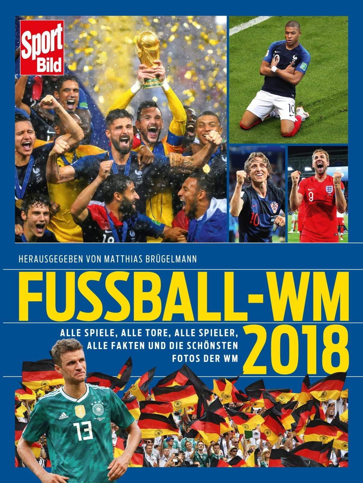 Fussball Wm 2018 Alle Spiele Alle Tore Alle Spieler Alle