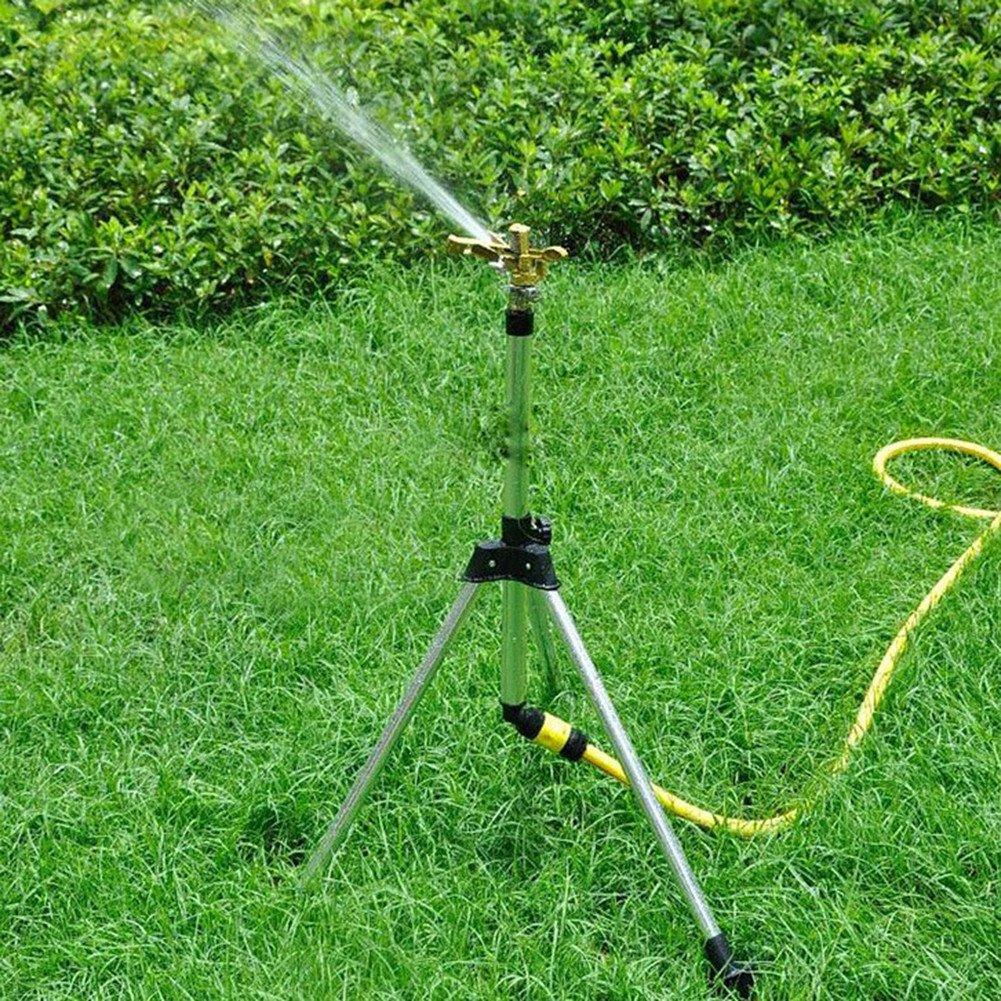 DN15/Zink Legierung Sprinkler Bew/ässerung Kopf 360/Grad Winkel einstellbar Rocker drehbar D/üse f/ür Garten