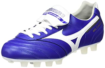 Mizuno MRL CLASSIC MD SCARPE CALCIO SHOES FOOTBALL UOMO MAN (blue/white) P1GA160522 40   25.5cm   UK 6.5   US...