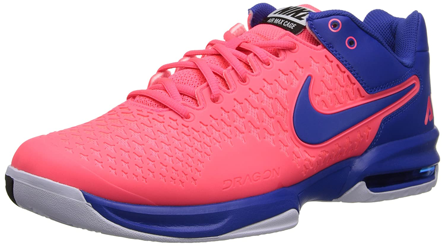 Amazon.com  Nike Air Max Cage Men s Tennis Shoe  Everything Else 443d36789