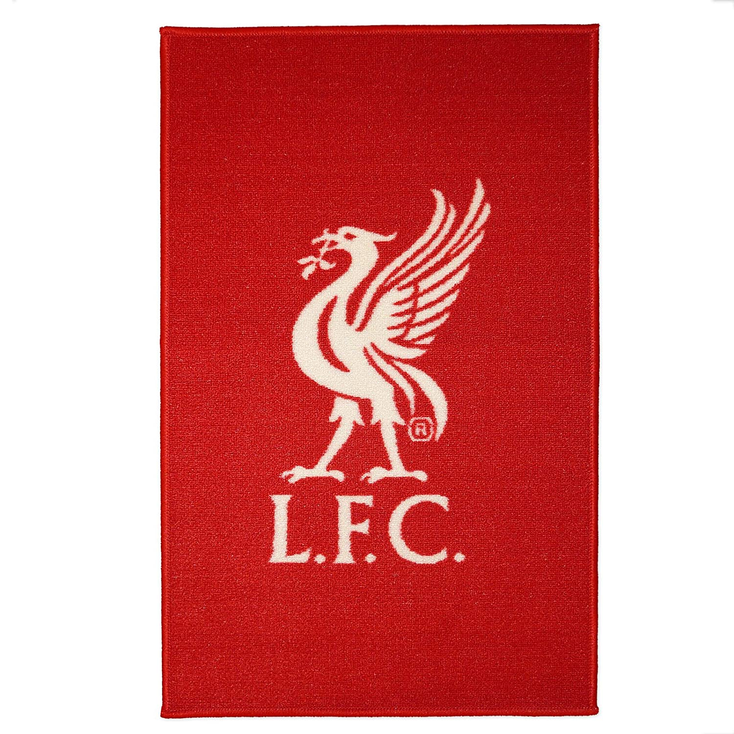 Liverpool Football Club Crest Rug TU Football Souvenirs UKASNHKTN12451