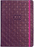 2020 Debden Vauxhall Plus Diary A5 Week to View Purple VP57.U55-20