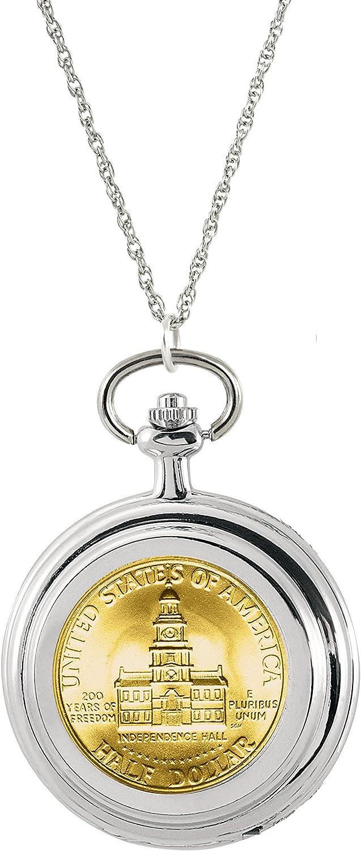 bicentennial coin necklace