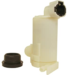 Windshield Washer Pump with Grommet fits Geo Metro Tracker