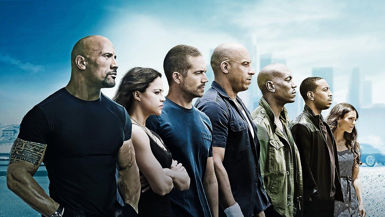 Posterhouzz Furious 7 Fast & Furious Vin Diesel Dominic Toretto