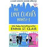 The Love Clichés Books 1-3: A Sweet Romantic Comedy Collection (Love Clichés Sweet RomCom)