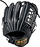ZETT(ゼット) 少年野球 軟式 グラブ (グローブ) グランドメイト オールラウンド (右投げ用/身長130~145cm向け) ピッチャー 内野手 外野手 BJGB76830