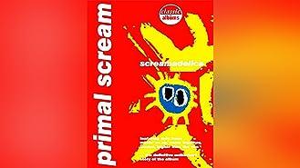 PRIMAL SCREAM Screamadelica 2011 Australian Concert Tour T-SHIRT Big Day Out