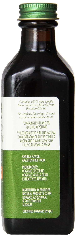 Simply Organic Vanilla Flavoring, 4 Ounce