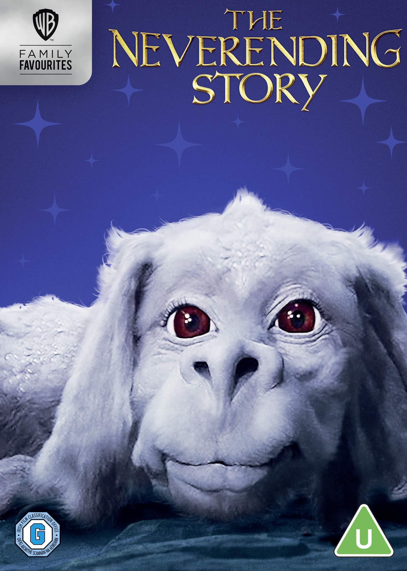 The Neverending Story [DVD] [1985]