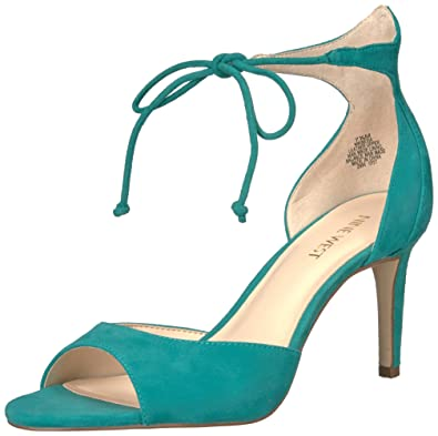 608e36f15b81 Nine West Women s Inesia Suede Dress Sandal