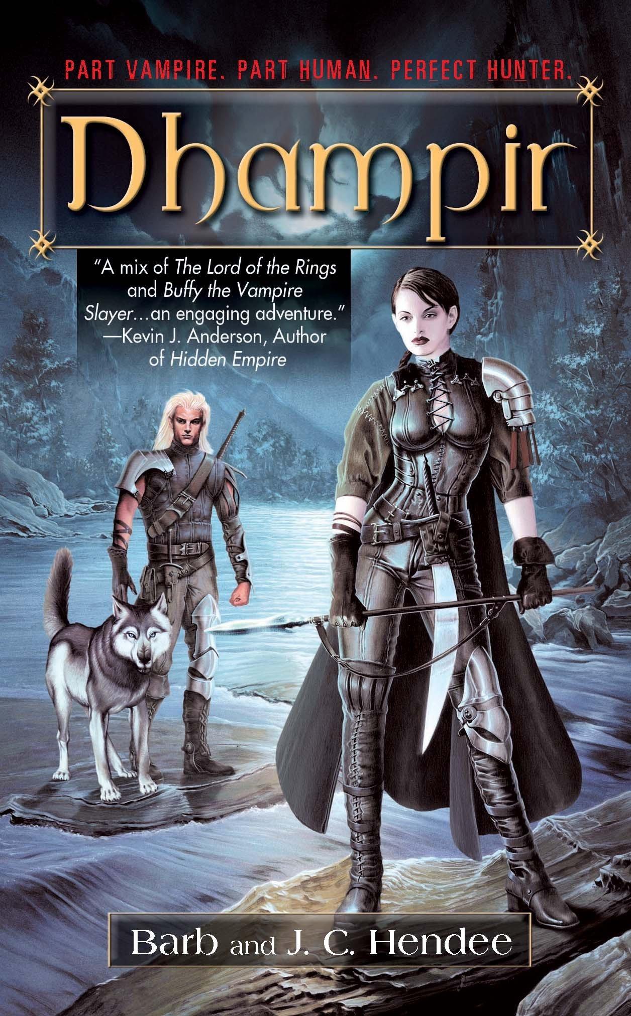 Dhampir (Noble Dead, Band 1): Amazon.de: Hendee, Barb, Hendee ...