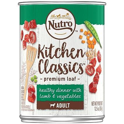 nutro canned dog food