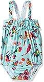 Hatley Girls' Baby Ruffle Swimsuit