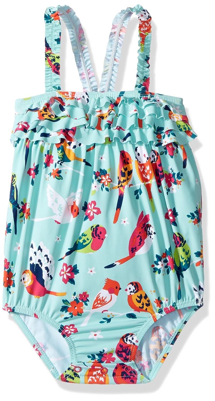 Hatley Baby Girls' Mini Ruffle Swimsuit