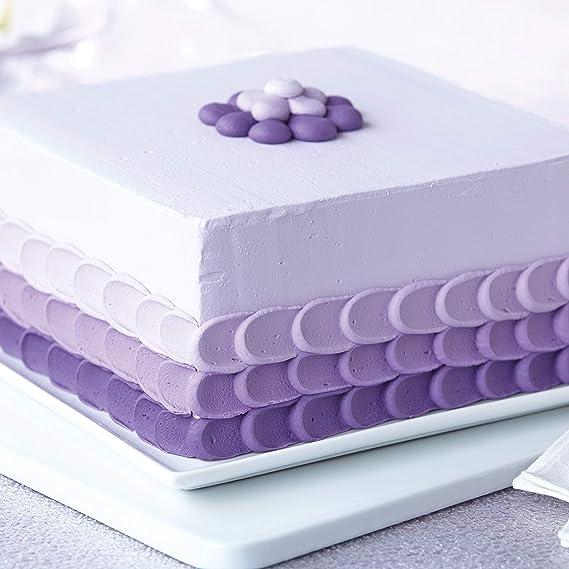 Square Cake Tins Bakeware Perfect Results Premium Non Stick Multipack of 2 20.3cm 8in