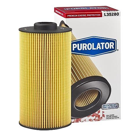 Amazon.com: Purolator l35280 PUROLATOR Filtro de aceite ...