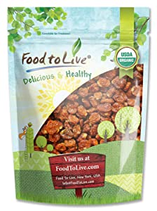 Organic Dried Golden Berries, 1 Pound - Non-GMO, Kosher, Raw, Vegan, Bulk