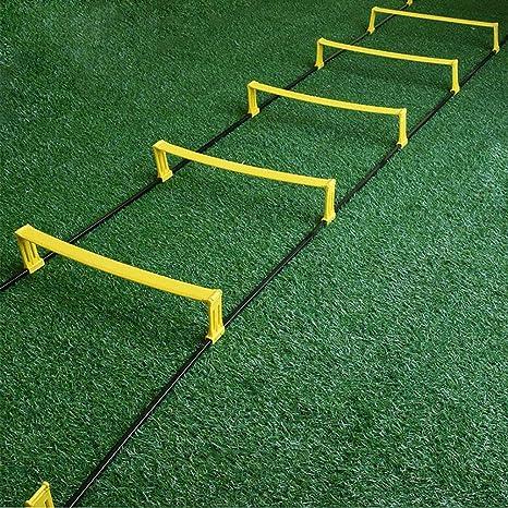 Xin Agilidad Velocidad de Salto de Escalera de fútbol ...