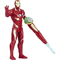 Avengers E1406EL2War Iron Man con Infinity Stone