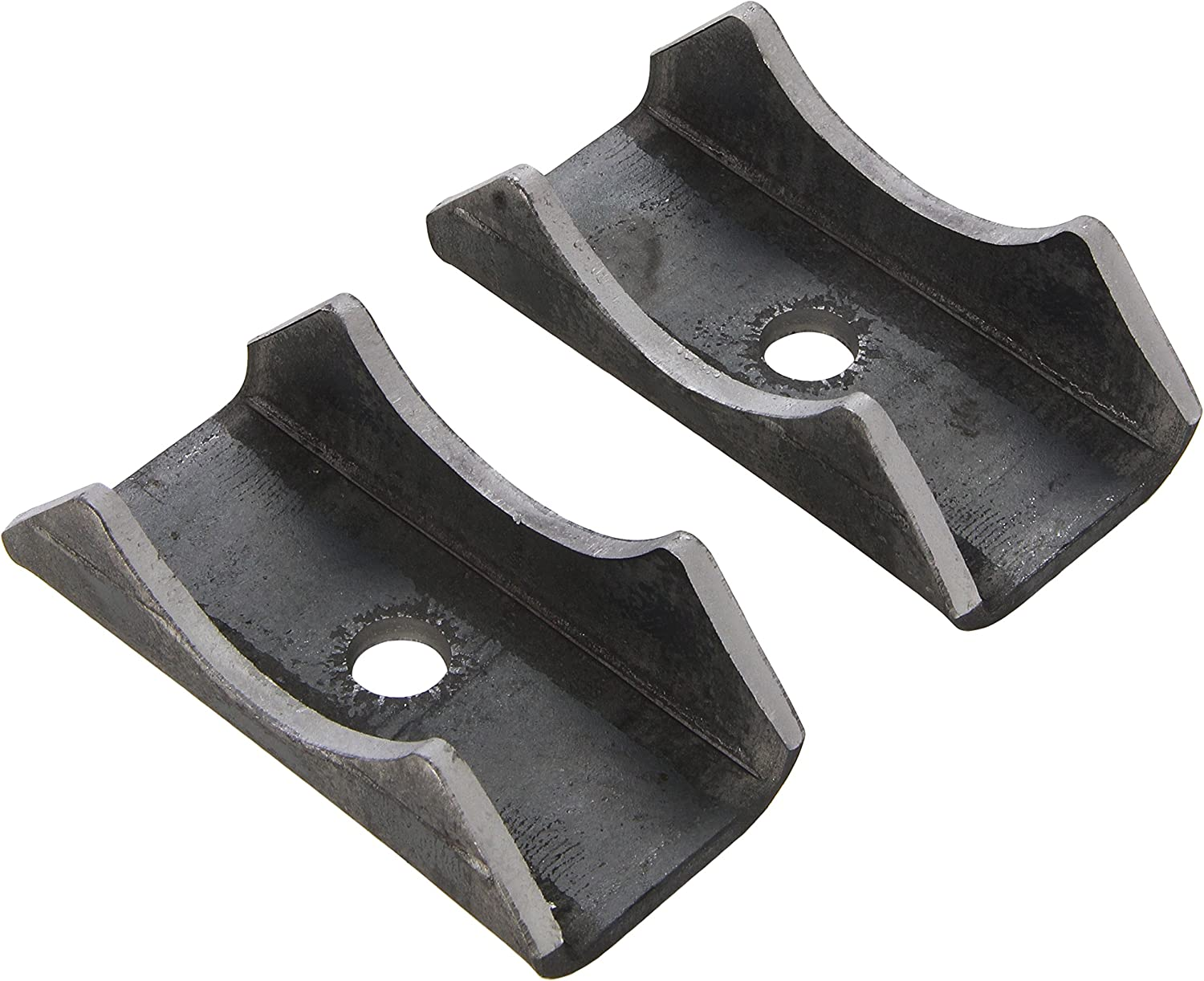 Elitewill 2Pcs Leaf Spring Axle Seat Perch Mount