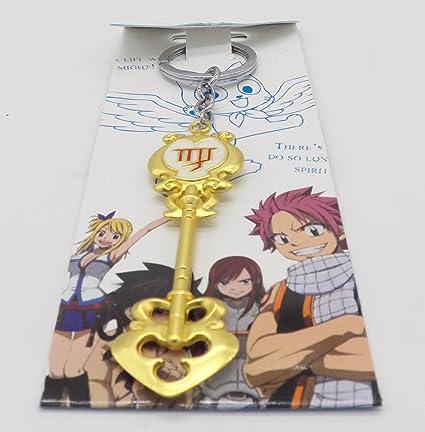 Amazon.com: Fairy Tail Celestial Spirit Gate Key ~Virgo ...