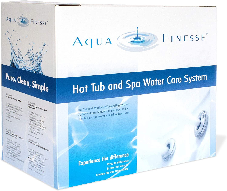 AQUAFINESSE Kit Productos Mantenimiento Agua SPA