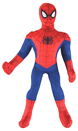 Marvel Peluche (Spiderman) de pie 25 cm: Amazon.es: Juguetes ...