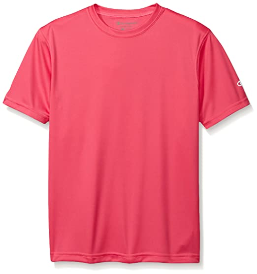 466e4616ff71 Amazon.com  Champion Boys Boys  Double Dry Short Sleeve Tee  Clothing