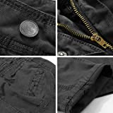 INFLATION 100% Cotton Casual Military Army Cargo