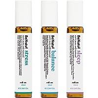 Benatu - Juego de aceites de aromaterapia con aceites esenciales para dormir (con estrés, equilibrio) para relajarse…