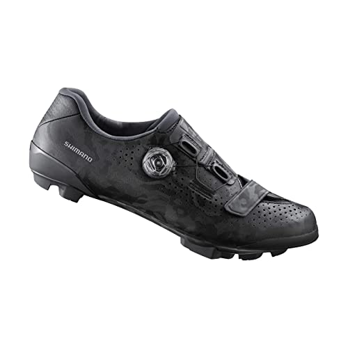 2020 SHIMANO SH-RX8 GRAVEL RACING SHOE RX800 CARBON BLACK
