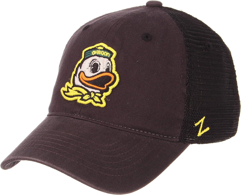 Zephyr Mens Raven Relaxed Hat